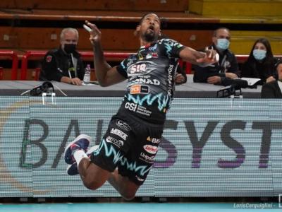 Volley, SuperLega: sesta giornata. Perugia batte Trento, Civitanova e Milano rispondono. Modena ok