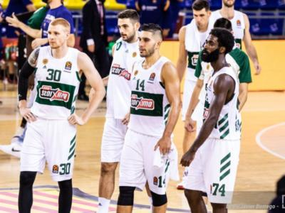Basket, Eurolega 2020-2021: rinviata a data da destinarsi la sfida tra Zenit San Pietroburgo e Panathinaikos del round 6