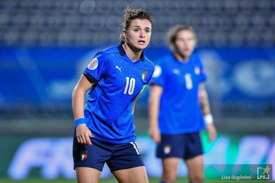 Calcio femminile    l'Italia a caccia di una larga vittoria contro Israele per volare agli Europei 2022