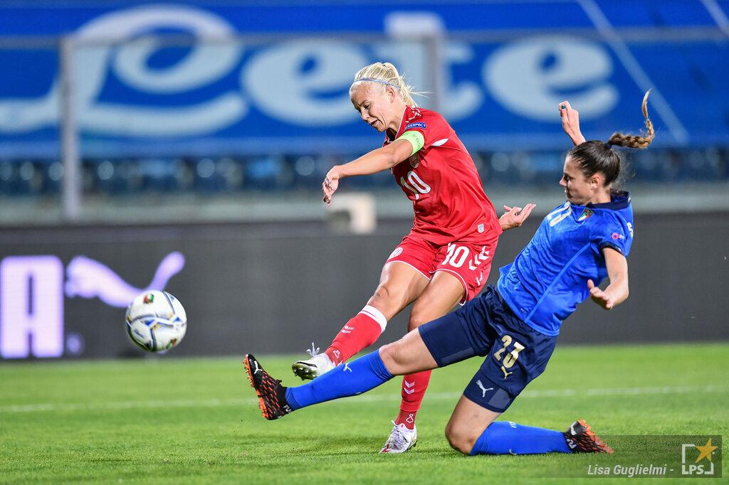 VIDEO Italia Danimarca 1 3: highlights, gol e sintesi. Azzurre sconfitte ad Empoli
