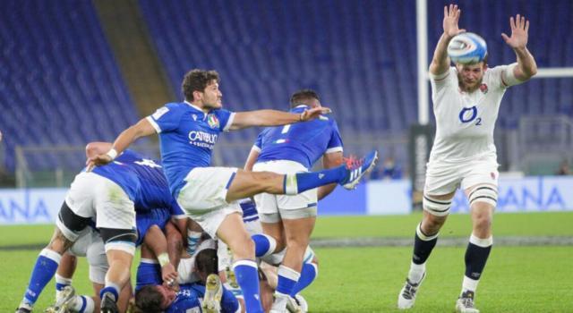 Rugby, Sei Nazioni 2020: ottimo primo tempo per l'Italia, l'Inghilterra vince e resta in corsa per la vittoria
