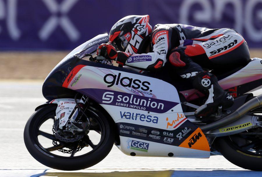 Moto3, risultati FP3 GP Teruel 2020: Albert Arenas detta legge ad Aragon, Vietti chiude terzo davanti a Fenati
