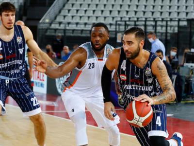 Basket, Serie A 2020-2021: dalla Fortitudo a Trento, non si può già più perdere