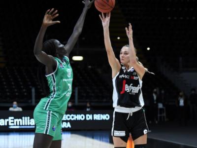 Basket femminile, Serie A1 2020-2021: le tre leader non vogliono rallentare