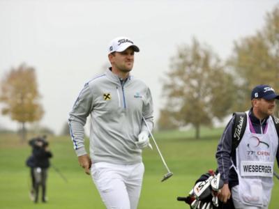 Golf, European Tour 2021: Bernd Wiesberger al comando del Made in HimmerLand al termine del terzo round. Migliozzi buon 14°