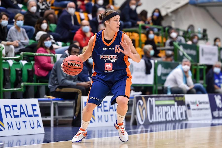 Basket femminile, Serie A1 2020 2021: Campobasso affonda Battipaglia nel posticipo