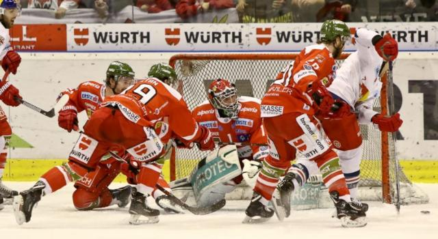 Hockey ghiaccio, ICE League 2021: Bolzano cade nuovamente a Vienna, serie sul 2-2