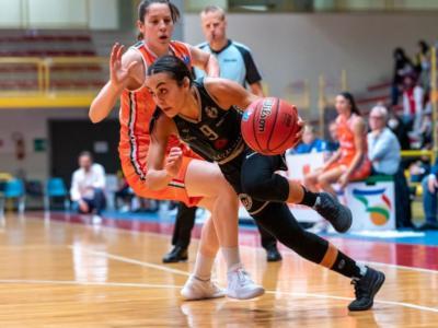 Basket femminile, le migliori italiane della 2a giornata di Serie A1. Bonasia MVP, bene il duo Geas Crudo-Verona