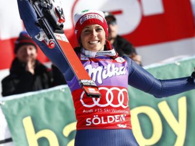 Sci alpino, i convocati dell'Italia per Soelden. Prima chiamata per Ilaria Ghisalberti, torna il veterano Manfred Moelgg