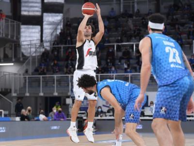 Virtus Bologna-Cremona oggi, Serie A basket: orario, tv, programma, streaming