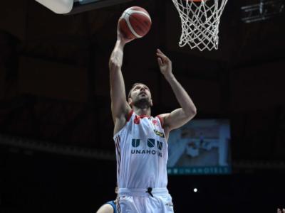 Basket: Filippo Baldi Rossi positivo al Covid-19 con sintomi, è in isolamento. Negativi gli altri di Reggio Emilia