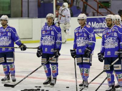 Hockey ghiaccio, Alps League 2021: Cortina travolge lo Steinbach e sale al sesto posto in classifica