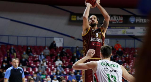Basket, Eurocup 2020-2021: una Reyer Venezia già eliminata sfida il Partizan nel suo ultimo match europeo della stagione