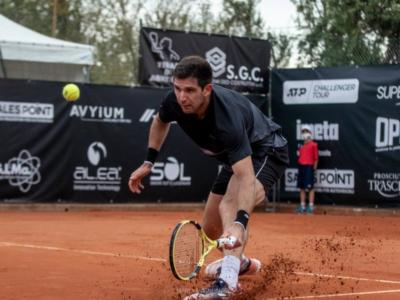 ATP Belgrado 2, Dusan Lajovic e Federico Delbonis ai quarti di finale, eliminati Monfils e Gabilashvili