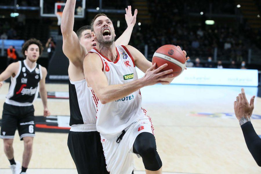Basket |  i migliori italiani della 4a giornata di Serie A  Baldi Rossi nel vestito punitivo |  Spissu in quello da leader