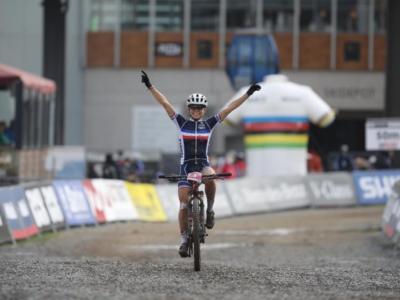 Mountain bike, Mondiali 2020: tra le under 23 si impone Loana Lecomte, ottava Giorgia Marchet