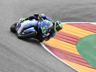 Moto2, risultati FP2 GP Europa 2020: Enea Bastianini precede Sam Lowes, Bezzecchi 10°, Marini 15°