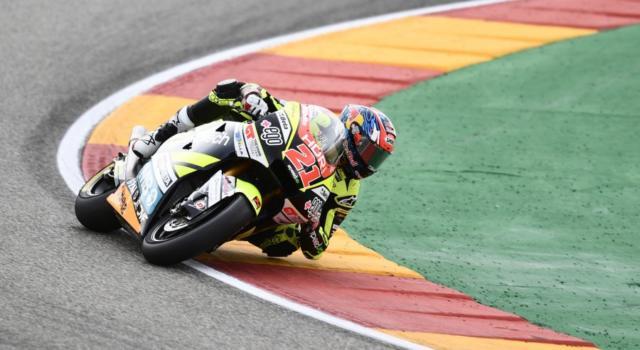 Moto2, risultato FP2 GP Valencia 2020: Fabio Di Giannantonio davanti a tutti, Enea Bastianini 3° alle spalle di Lowes