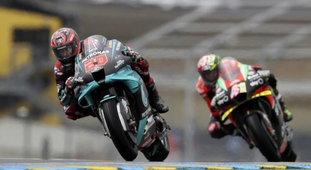 """MotoGP, Fabio Quartararo: """"Il campionato non è finito"""""""