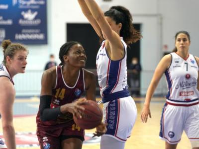 Basket femminile, Serie A1 2020-2021: vittorie facili per Empoli, Venezia e Sesto San Giovanni. Ragusa, successo all'ultimo, San Martino di Lupari in rimonta