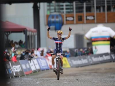 Mountain Bike, Mondiali XCO 2020: Pauline Ferrand-Prévot domina. Eva Lechner conquista uno splendido argento