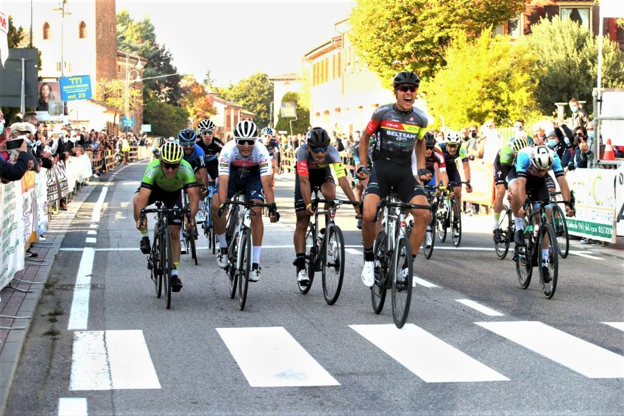 Ciclismo    76^ Vicenza Bionde    il romagnolo Filippo Baroncini firma il ritorno!