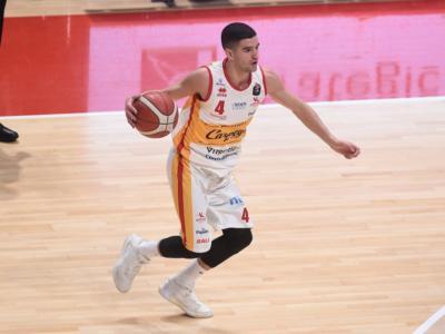 Basket: Federico Mussini approda a Trieste per sopperire alle assenze di Henry, Udanoh e Cavaliero