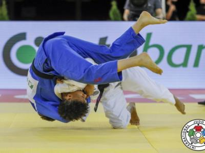 Judo, Grand Slam Budapest 2020: dominio russo al maschile nel day-1. Tra le donne vincono Krasniqi, Buchard e Klimkait