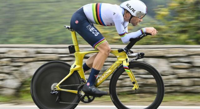 Ciclismo, Filippo Ganna: il calendario 2021. Assalto alla Parigi-Roubaix, poi Giro d'Italia e Olimpiadi