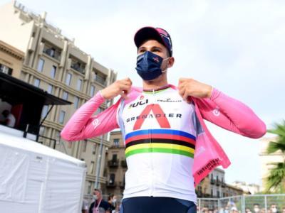 Giro d'Italia 2021, a che ora parte Filippo Ganna nella cronometro di Torino. Programma e tv