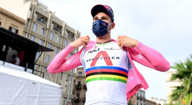 Giro d'Italia 2020, tappa di domani (5 ottobre): Enna-Etna. Altimetria, percorso, orari