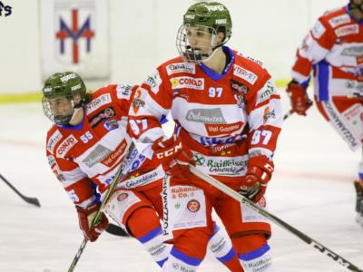 Hockey ghiaccio, Alps League 2021: tre punti per Asiago e Cortina, Val Pusteria e Gherdeina vincono all'overtime