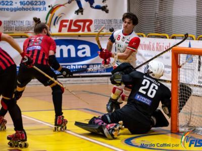 Hockey pista: Serie A1 e Serie A2 sospese. Si riparte a dicembre coi tamponi rapidi