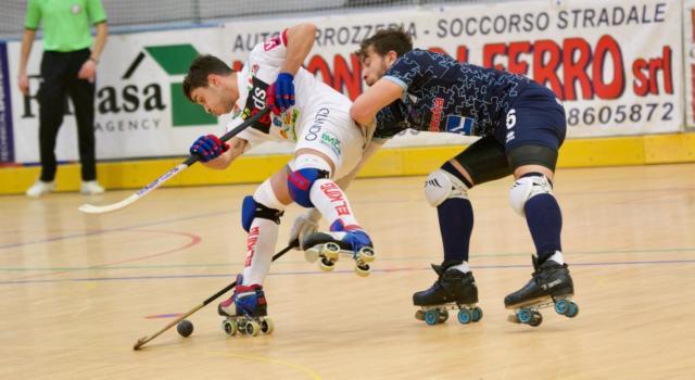 Hockey pista, Serie A1 2021: Trissino piega Correggio nel posticipo ed insidia Lodi