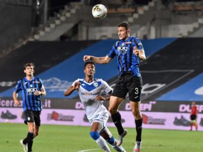 Calcio: Mattia Caldara fermo tre mesi per lesione al tendine rotuleo sinistro