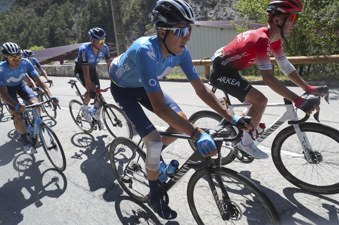 """Vuelta a España 2020, Marc Soler: """"Eravamo molto motivati a conquistare la tappa di casa. Ci meritavamo una ricompensa"""""""