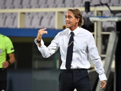 Calcio, Mancini convoca Bastoni, Zaccagni e Gian Marco Ferrari per gli impegni dell'Italia contro Estonia, Polonia e Bosnia