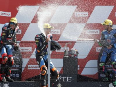 Moto2, GP Francia 2020: si sposta a Le Mans la sfida tutta italiana per il titolo della classe mediana