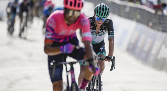 Giro d'Italia 2020, tutte le classifiche dopo la nona tappa: Ruben Guerreiro maglia azzurra