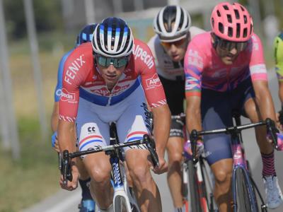 BinckBank Tour 2020: Mathieu Van Der Poel vince tappa e maglia con una fuga maestosa!