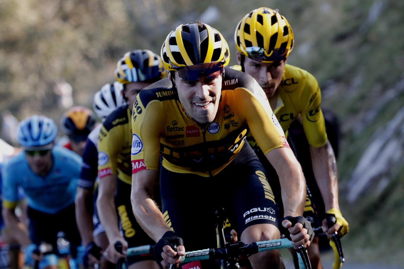 """Vuelta a España 2020, Tom Dumoulin: """"Sono un po' stanco, ma darò il massimo"""""""