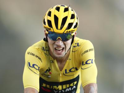 """Ciclismo, Primoz Roglic e la beffa del Tour 2020: """"Quando hai fatto tutto il possibile, devi accettarlo"""""""