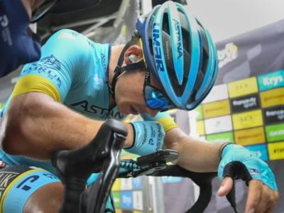 Giro d'Italia 2020: Miguel Angel Lopez costretto al ritiro a causa di una caduta nella cronometro