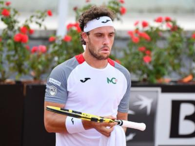 ATP Melbourne 2 2021: Marco Cecchinato sconfitto all'esordio dall'ungherese Fucsovics