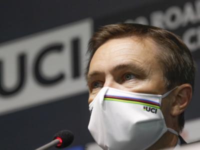 """Ciclismo, David Lappartient: """"Abbiamo ancora sotto controllo la situazione Coronavirus"""""""