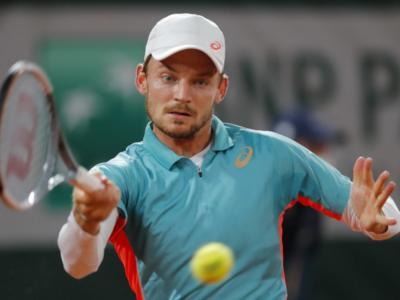 Tennis, ATP Antalya 2021: ai quarti di finale anche David Goffin, Alex de Minaur e Nikoloz Basilashvili
