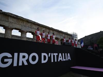 Giro d'Italia 2020, la maglia nera è Guy Sagiv dopo la nona tappa