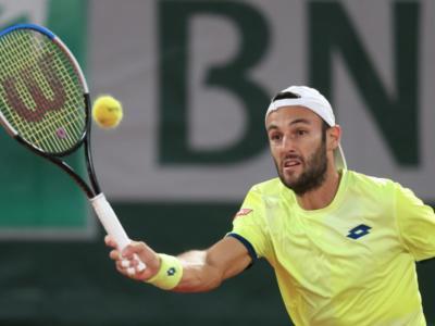 Tennis, ATP Nur-Sultan 2020: Stefano Travaglia esce all'esordio contro Tommy Paul