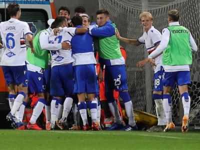 Calcio, Serie A 2020-2021: Sampdoria corsara al Franchi, Fiorentina sconfitta 2-1 nell'anticipo della 3a giornata