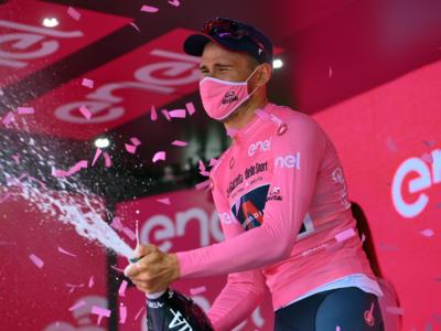 "VIDEO Giro d'Italia 2020, highlights prima tappa: Filippo Ganna vince, maglia rosa! Thomas guadagna sui big, Nibali a 1'06"""